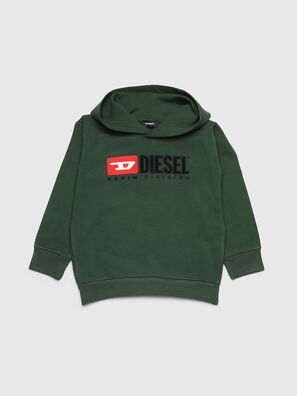 SDIVISION OVER, Dark Green - Sweaters