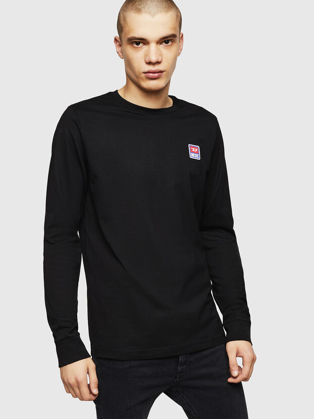 T-DIEGO-DIV-LS,  - T-Shirts