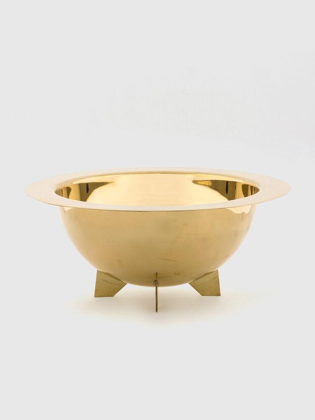 10876 COSMIC  DINER, Gold - Bowl