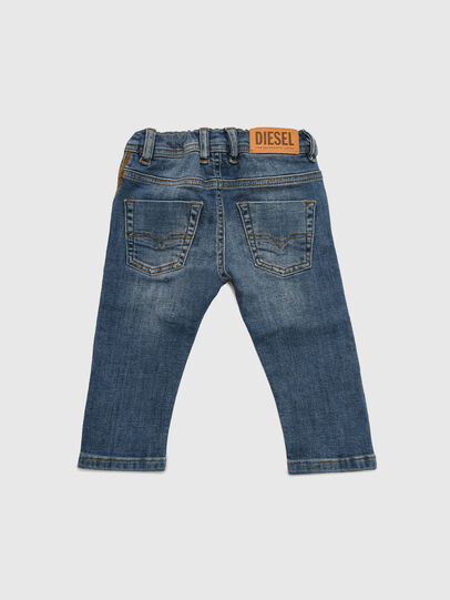 Diesel - KROOLEY-NE-B-N, Medium blue - Jeans - Image 2