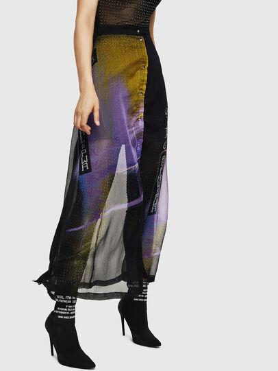 Diesel - O-POPLIA,  - Skirts - Image 1