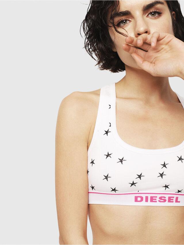Diesel - UFSB-MILEY, White/Pink - Bras - Image 3