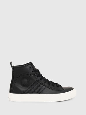 S-ASTICO MID LACE W, Black - Sneakers