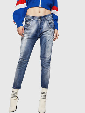 Fayza JoggJeans 0870N, Medium blue - Jeans