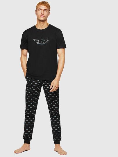 Diesel - UMSET-JAKE-JULIO, Black - Pajamas - Image 1