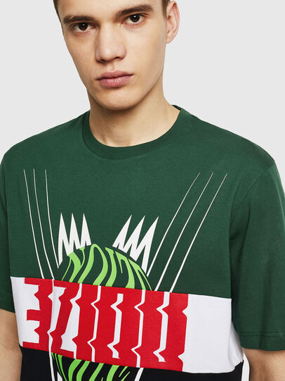 Diesel - T-JUST-A11,  - T-Shirts - Image 3