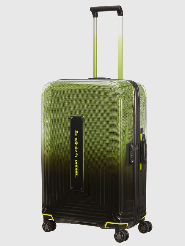 CW8*19002 - NEOPULSE, Black/Yellow - Trolley