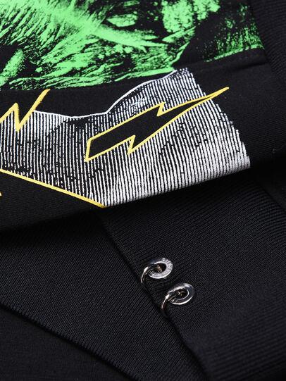 Diesel - SFEMS, Black - Sweaters - Image 3