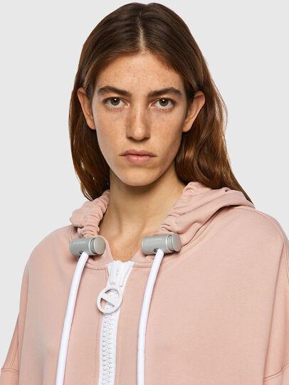 Diesel - F-CROPPY-B1, Pink - Sweaters - Image 3