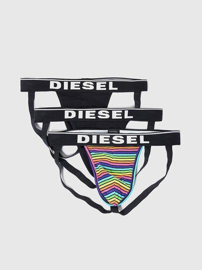 Diesel - UMBR-JOCKYTHREEPACK,  - Jockstraps - Image 1