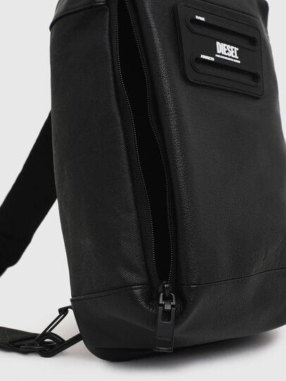 Diesel - D-SUBTORYAL MONO II, Black - Backpacks - Image 7