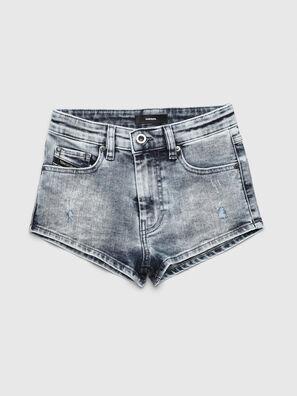 PGINGHER, Light Blue - Shorts