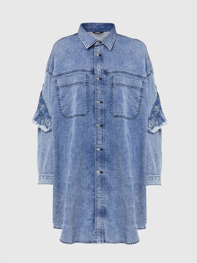 Diesel - D-BABOL JOGGJEANS, Blue Jeans - Dresses - Image 1