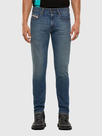 Diesel - D-Strukt 009EI, Medium blue - Jeans - Image 1