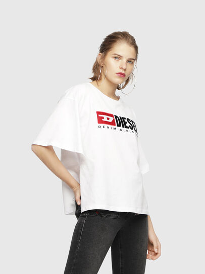 Diesel - T-JACKY-D,  - T-Shirts - Image 1
