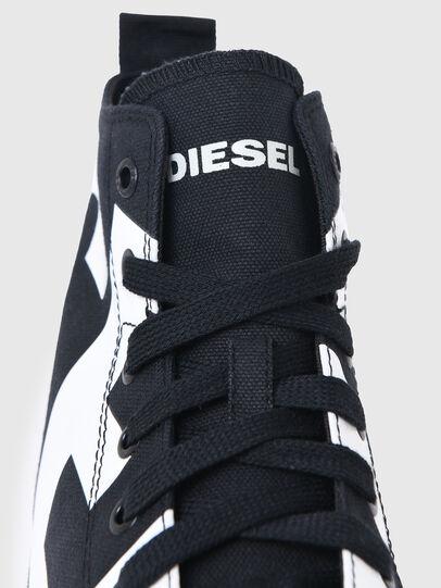 Diesel - S-ASTICO MID CUT, Black/White - Sneakers - Image 4