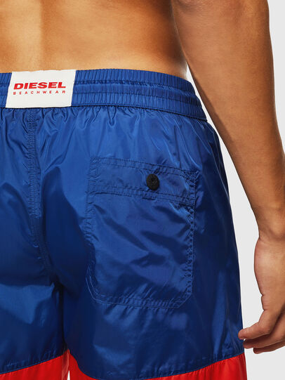 Diesel - BMBX-WAVE 2.017, Blue - Swim shorts - Image 4