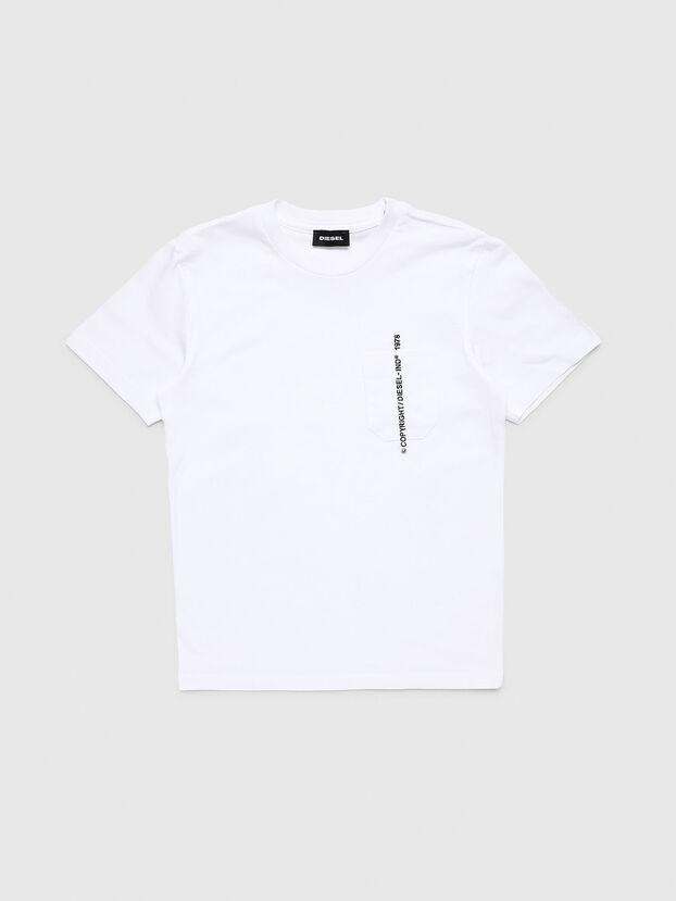 TJUSTPOCKETCOPY, White - T-shirts and Tops