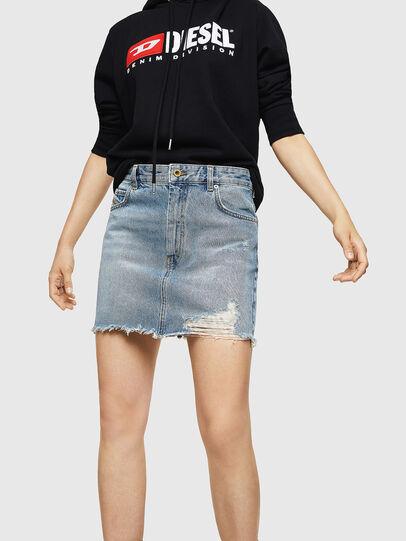 Diesel - DE-ELLE,  - Skirts - Image 1