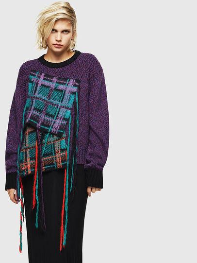 Diesel - M-TARTANN,  - Knitwear - Image 1