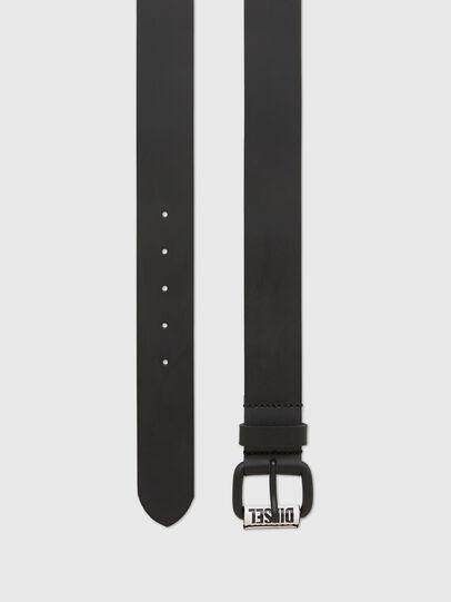 Diesel - B-PEIPER, Black - Belts - Image 3