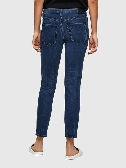 Diesel - Babhila 009QI, Dark Blue - Jeans - Image 2