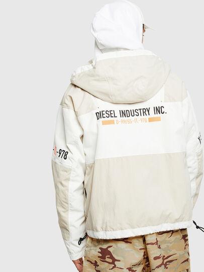 Diesel - J-REED, White - Jackets - Image 3