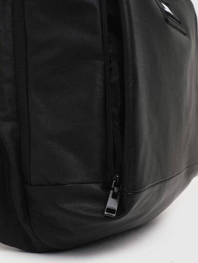 Diesel - D-SUBTORYAL BACK, Black - Backpacks - Image 6