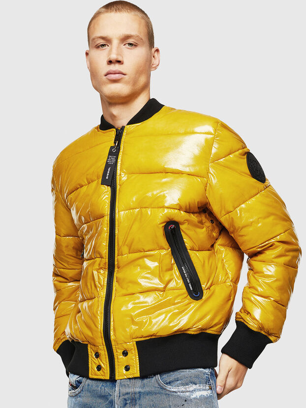 W-ON, Yellow - Winter Jackets