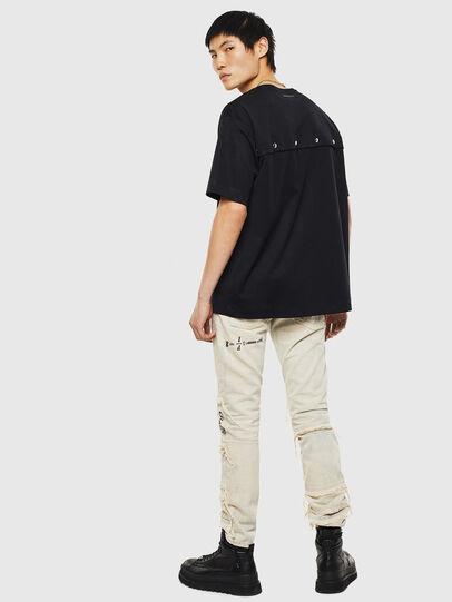 Diesel - T-TIGE, Black - T-Shirts - Image 6