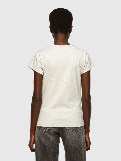 Diesel - T-SLICUP, Light Grey - T-Shirts - Image 2