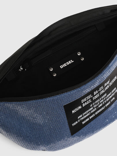 Diesel - D-THISBAG BELT, Blue/Black - Belt bags - Image 5