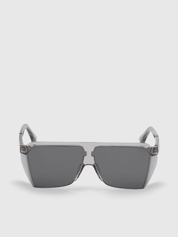 DL0319, Grey - Sunglasses