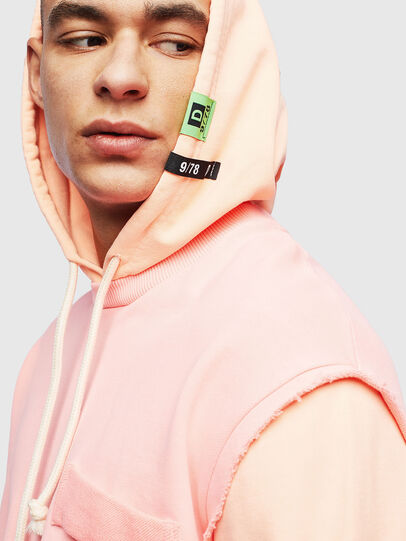Diesel - S-CRAZY, Pink - Sweaters - Image 5