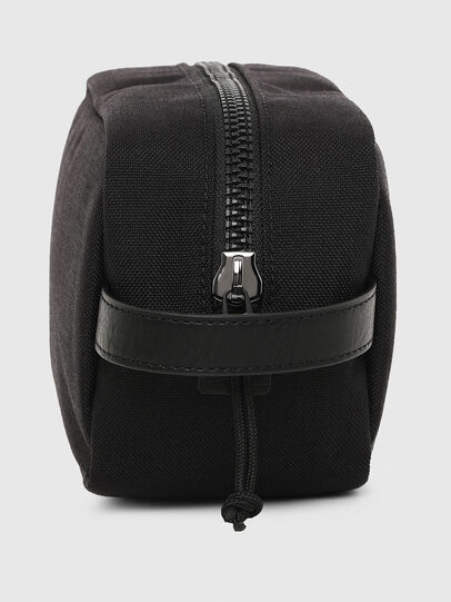 Diesel - F-URBHANITY POUCH, Black - Bijoux and Gadgets - Image 3