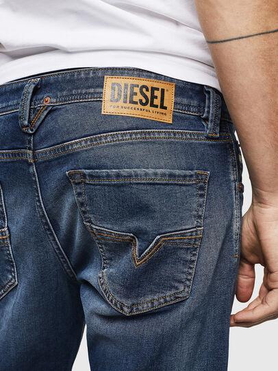 Diesel - Larkee 083AD, Dark Blue - Jeans - Image 4