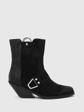 D-GIUDECCA MAR, Black - Ankle Boots