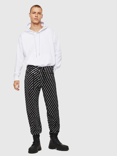Diesel - S-ALBY-COPY-J1, White - Sweaters - Image 7