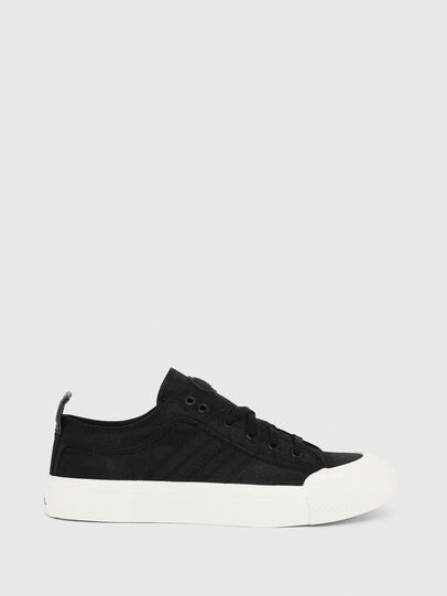 Diesel - S-ASTICO LOW LACE W, Black - Sneakers - Image 1