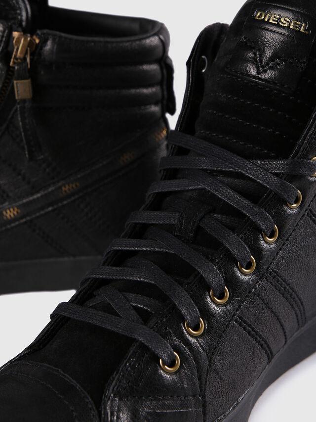 Diesel D-STRING PLUS, Black - Sneakers - Image 6