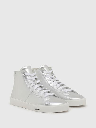 Diesel - S-MYDORI MC W, Silver - Sneakers - Image 2
