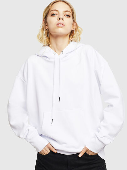 Diesel - S-ALBY-COPY-J1, White - Sweaters - Image 5