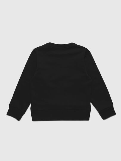 Diesel - SBEAR-TSE, Black - Sweaters - Image 2