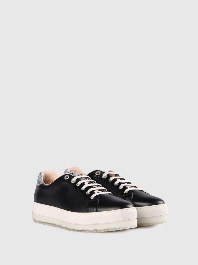 Diesel - S- ANDYES W, Black/Grey - Sneakers - Image 2