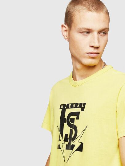 Diesel - T-DIEGO-B14,  - T-Shirts - Image 3