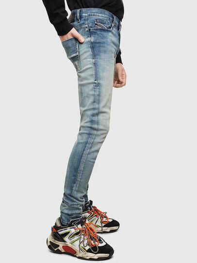 Diesel - D-Amny 069LH, Medium blue - Jeans - Image 4