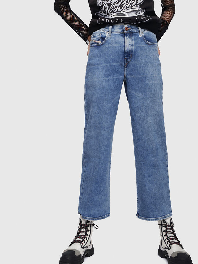 Diesel - Widee 087AR, Light Blue - Jeans - Image 1
