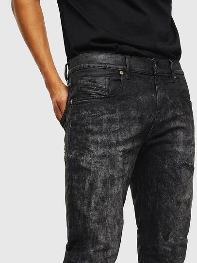 Diesel - D-Strukt 069KE, Black/Dark grey - Jeans - Image 5