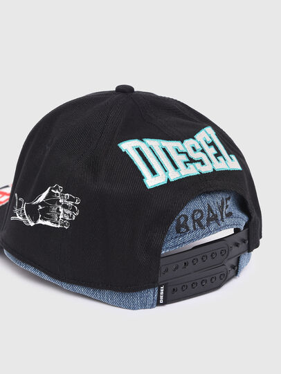 Diesel - CERA, Black - Caps - Image 3