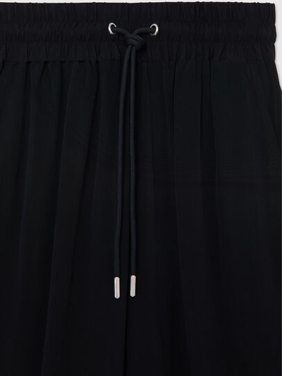 Diesel - P-CHINILLE-WOV, Black - Pants - Image 3